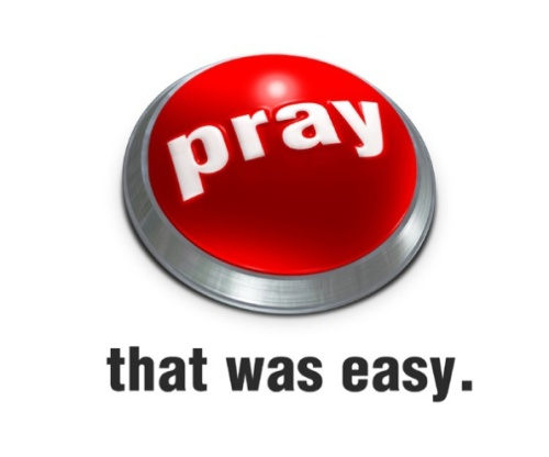 pray that was easy