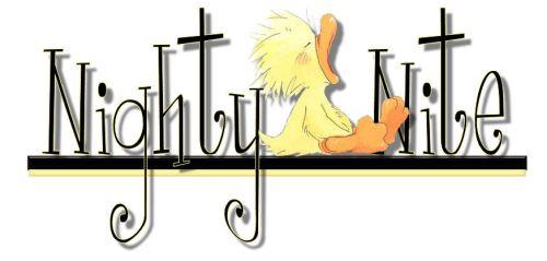 duck++nighty+night