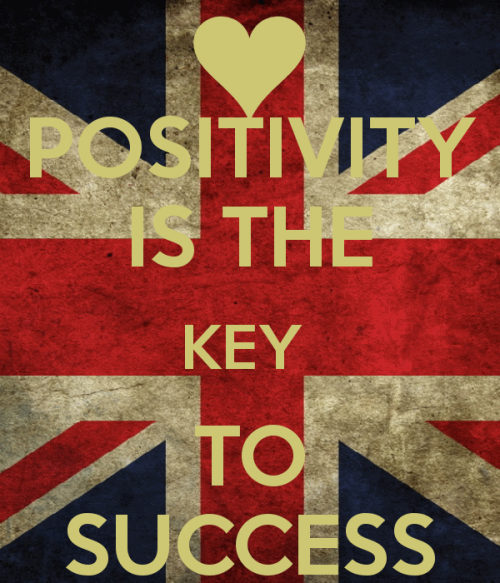 positivity-is-the-key-to-success