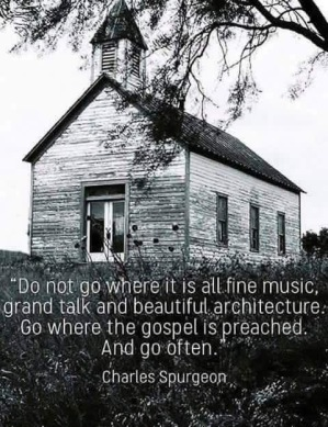 go to church often
